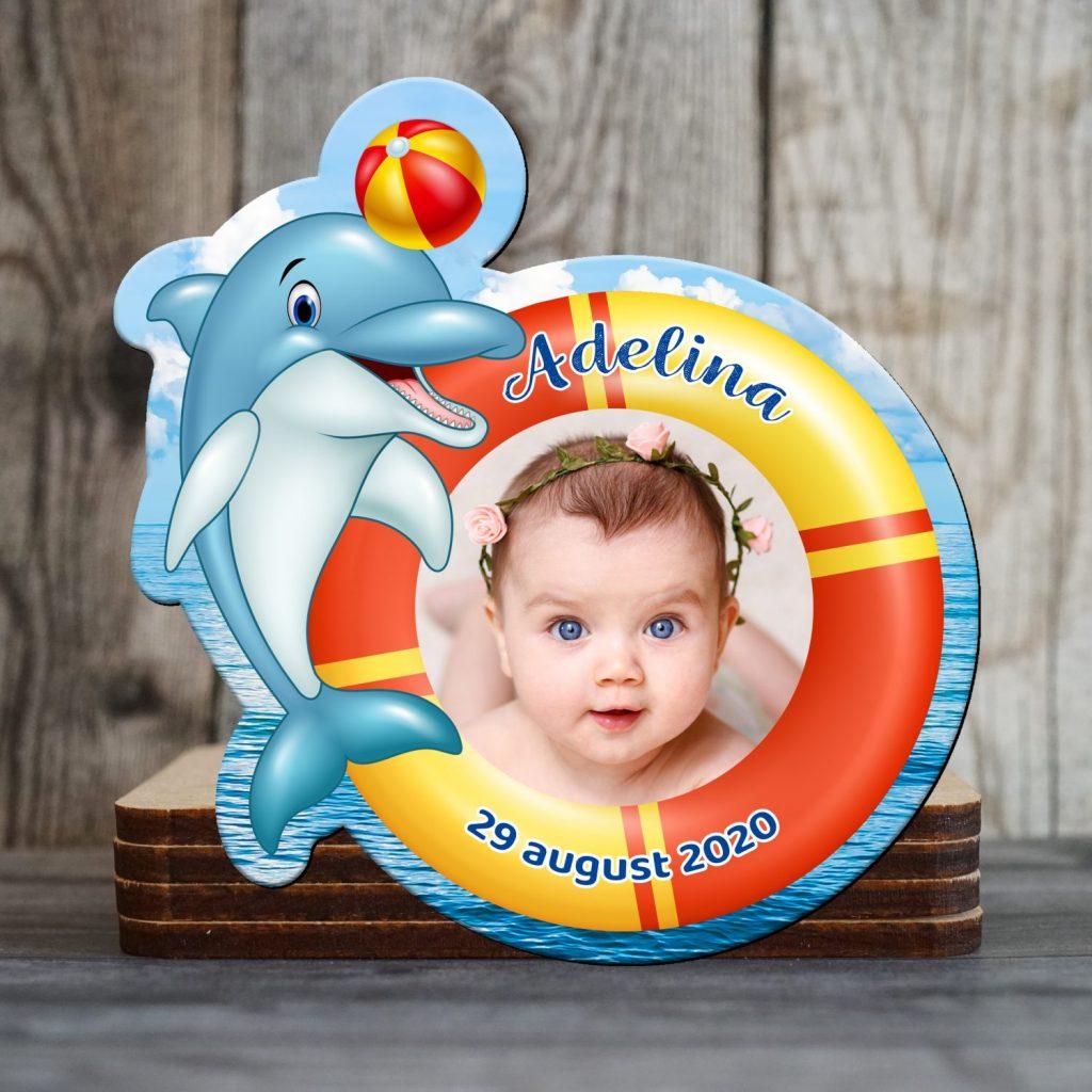 magneti decupati delfin fetite