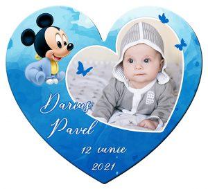 marturii magnetice forma inima si Mickey
