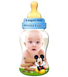 magnet botez biberon mickey